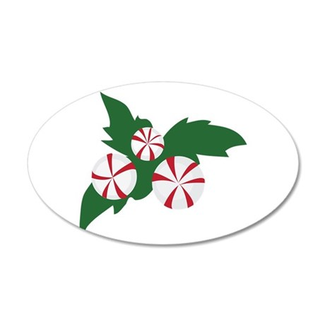 Peppermint Candy Wall Decal