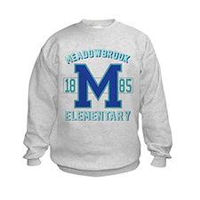 Cute Varsity Sweatshirt