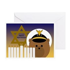 From Coast Guard Officer Hanukkah Greeting Cards