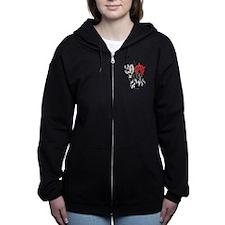SOA Torn Women's Zip Hoodie