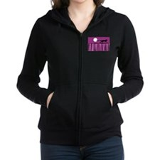 Dining out Women's Zip Hoodie