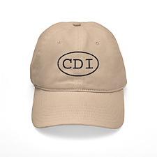 CDI Oval Baseball Cap