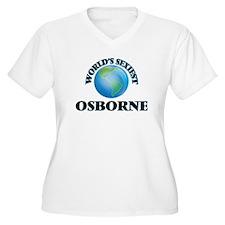 World's Sexiest Osborne Plus Size T-Shirt