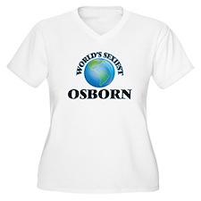 World's Sexiest Osborn Plus Size T-Shirt