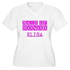 Maid Of Honor Per T-Shirt