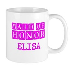 Maid Of Honor Personalized Mug