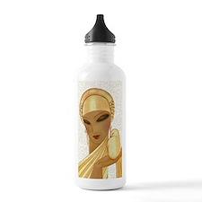 Serenity, Peace, Love Water Bottle