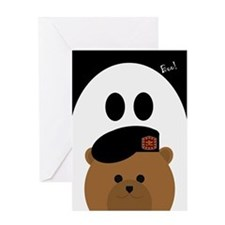 Halloween Missing U. S. Army Greeting Cards