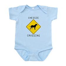 Chessie Crossing Body Suit