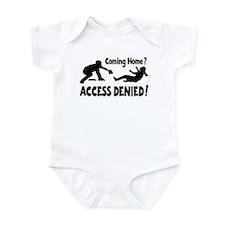 ACCESS DENIED Infant Bodysuit