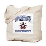 OVERTURF University Tote Bag