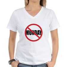 No Mondays Shirt