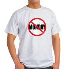No Mondays T-Shirt