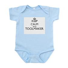 Keep calm I'm a Toolmaker Body Suit