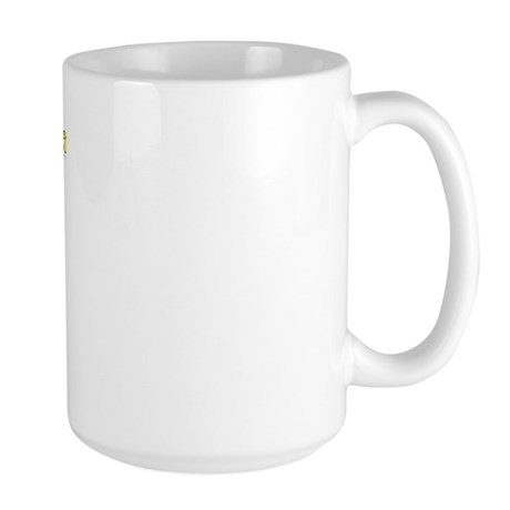 Egg Toss Champion Large Mug