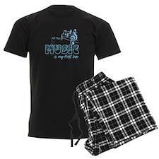 Music First Love Pajamas