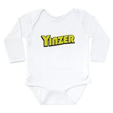 Cute Funny pittsburgh Long Sleeve Infant Bodysuit