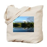 Tote Bag. Serene wilderness lake.