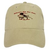 Jordon White Rodeo Cap
