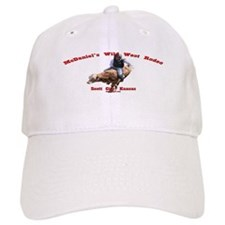Ethan white Rodeo Baseball Cap