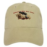 Justus white Rodeo Baseball Cap