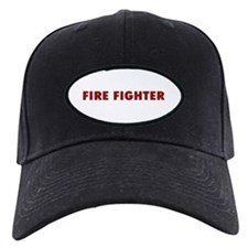 Firefighter Baseball Hat