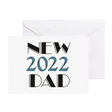 2015 New Dad Greeting Card