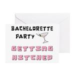 Bachelorette Party Invitation Cards (6)