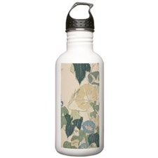 Morning Glories by Hok Water Bottle