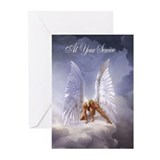 At Your Service Greeting Cards (Pk of 10)