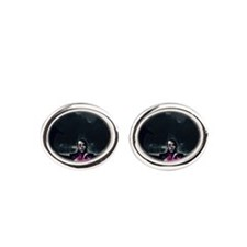 Cool Manson Oval Cufflinks