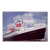 SSUS at Sea Postcards (Package of 8)