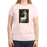 Ophelia's Dachshund Women's Light T-Shirt