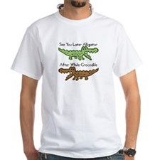 Alligator and Crocodile Shirt