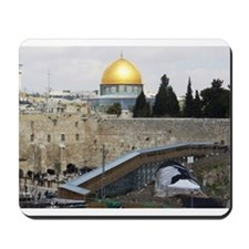 Holy Land Scenery Mousepad