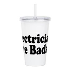 electrician5.png Acrylic Double-wall Tumbler