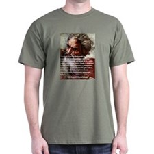 T-Shirt Richard Dawkins on Yahweh