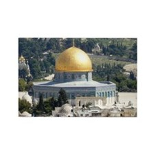 Holy Land Scenery Rectangle Magnet (10 pack)