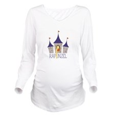 Rapunzel Long Sleeve Maternity T-Shirt