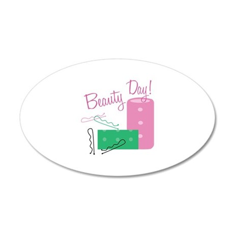 Beauty Day Wall Decal