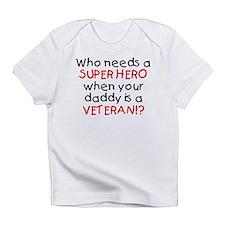 Cute Veterans Infant T-Shirt