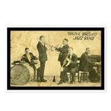 Original Dixieland Jazz Band Postcards (8 cards)
