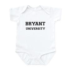 BRYANT UNIVERSITY Infant Bodysuit