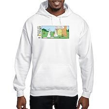 Arugula Truffles Hooded Sweatshirt