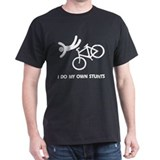 Bike, Bike, Funny Bike Stunts  Tee-Shirt