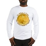 Gold Liberty 3 Long Sleeve T-Shirt