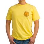 Gold Liberty 3 Yellow T-Shirt