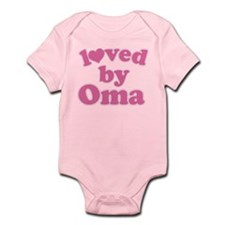 Loved By Oma Infant Bodysuit