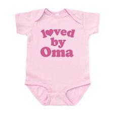 Loved By Oma Infant Bodysuit