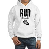 Hebrews Run Jumper Hoody